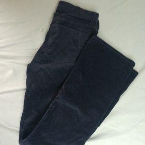 Gap corduroy flare jeans